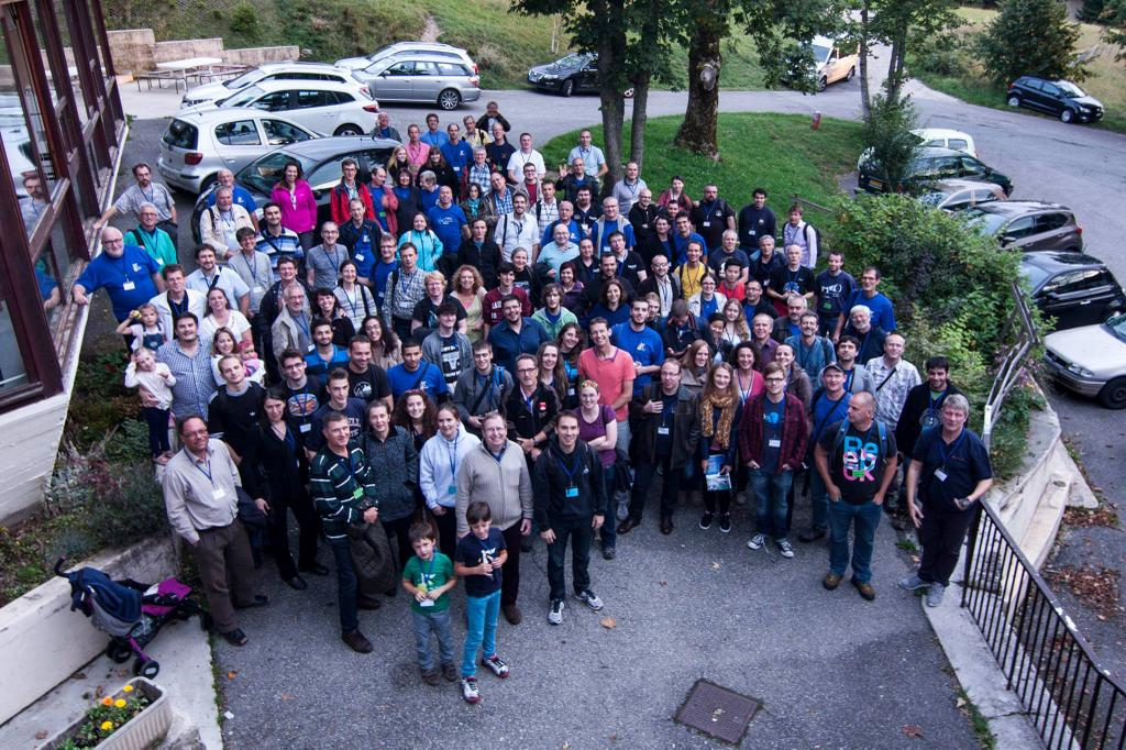 International Meteor Conference 2014,  Giron,  France